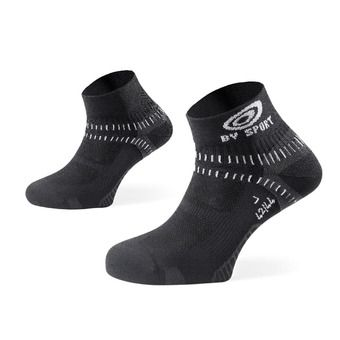 Bv Sport LIGHTONE - Chaussettes x2 noir/noir
