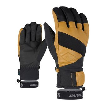 GIX AS(R) AW glove ski alpine Homme black hb.tan