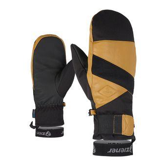 GIXO AS(R) AW MITTEN glove ski alpine Homme black hb.tan