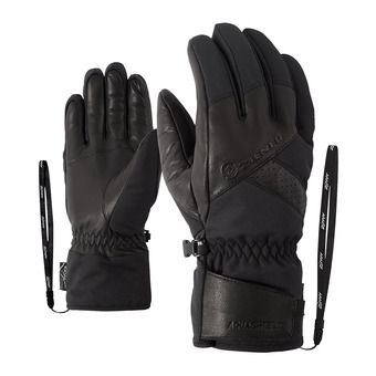 GETTER AS(R) AW glove ski alpine Homme black