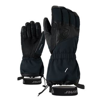 Ziener GRANDUS AS PR - Guantes black