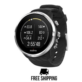 Suunto 9 - Montre connectée black