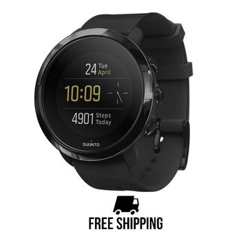 Suunto 3 G1 - Montre connectée black