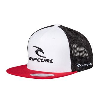 SURF CO. TRUCKER CAP Homme OPTICAL WHITE