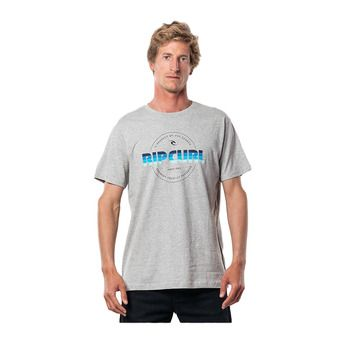 Rip Curl BIG MAMA POP - Tee-shirt Homme cement marle