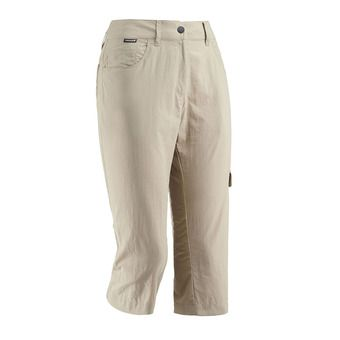 Lafuma ACCESS - Pantaloni corti Donna sand