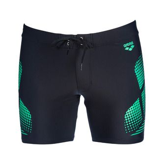 M SPECULAR MIDJAMMER Homme BLACK-GOLF GREEN