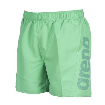 FUNDAMENTALS ARENA LOGO BOXER Homme GOLF GREEN-ROYAL-WHITE