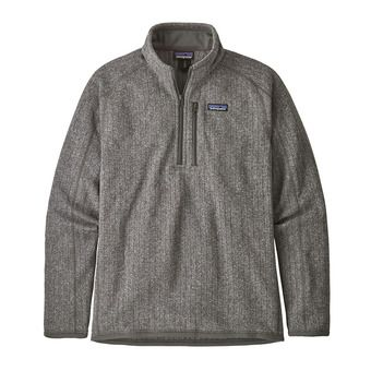 Patagonia BETTER SWEATER - Fleece - Men's - stonewash rib knit