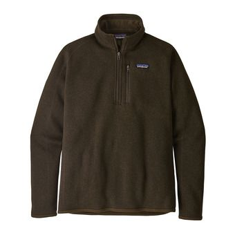Patagonia BETTER SWEATER - Polaire Homme logwood brown