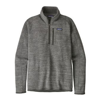 Patagonia BETTER SWEATER - Fleece - Men's - nickel