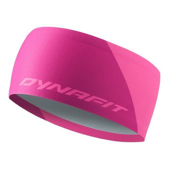 Dynafit PERFORMANCE 2 DRY - Bandeau fluo pink