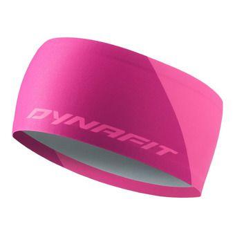 PERFORMANCE 2 DRY HEADBAND Unisexe fluo pink/6880