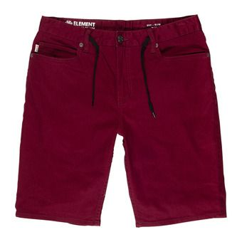 E02 COLOR WK Homme NAPA RED