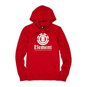 Element VERTICAL - Sweat Homme chili pepper