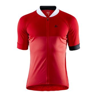 Adopt maillot homme Homme rouge/blanc