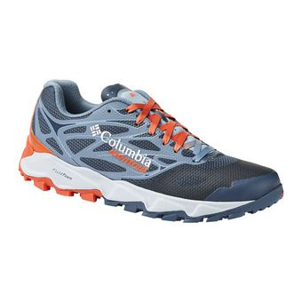 Columbia TRANS ALPS F.K.T. II - Zapatillas de trail hombre zinc/red quartz