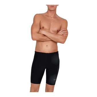 Speedo TECH PLACEMENT - Jammer - Men's - black/grey
