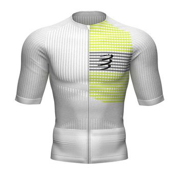 Tri Postural SS Top Homme WHITE