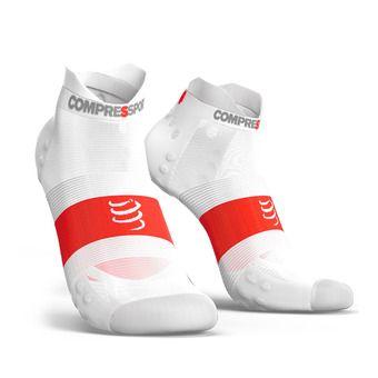 Pro Racing Socks v3.0 Ultralight Run Low Unisexe WHITE