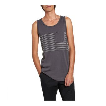 FORZEE TANK Homme DARK CHARCOAL