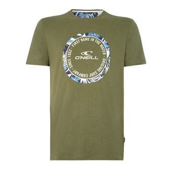 Oneill MAKENA - Tee-shirt Homme winter moss