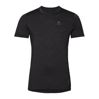 Odlo NATURAL + LIGHT - Camiseta térmica hombre black