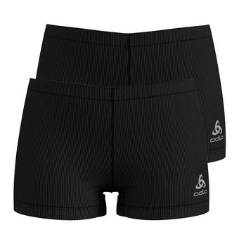 Odlo ACTIVE CUBIC LIGHT - Boxers x2 mujer black