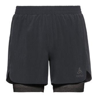 2-in-1 Shorts MILLENNIUM PRO Homme black - black