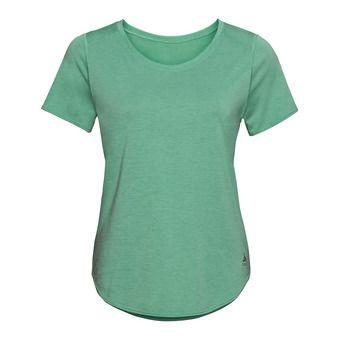 Shirt s/s crew neck ETHEL Femme creme de menthe