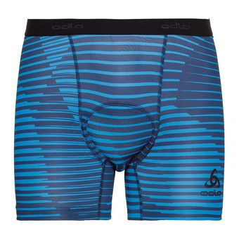 BL Bottom Boxer SUMMER SPLASH Homme blue aster - estate blue
