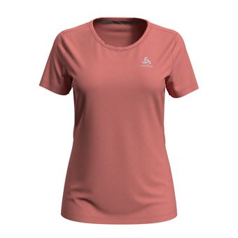 T-shirt s/s crew neck F-DRY Femme lantana