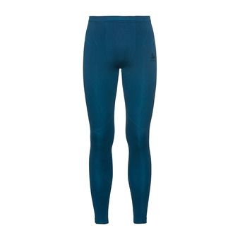 Odlo PERFORMANCE BRUSHED SPORTMASTER - Collant Homme poseidon/blue jewel