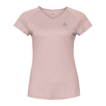 Odlo CERAMICOOL - Camiseta mujer sepia rose