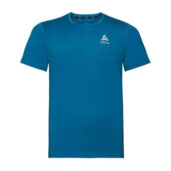 Odlo CERAMICOOL ELEMENT - Camiseta hombre mykonos blue