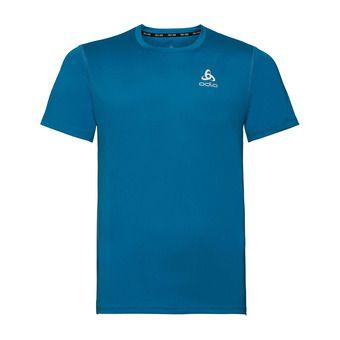 Odlo CERAMICOOL ELEMENT - Tee-shirt Homme mykonos blue