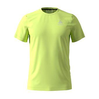 Odlo CERAMICOOL ELEMENT - Tee-shirt Homme sunny lime