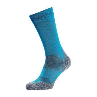 Odlo CERAMICOOL - Chaussettes mykonos blue