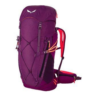 Salewa ALP TRAINER 30+3L WS - Backpack - Women's - dark purple