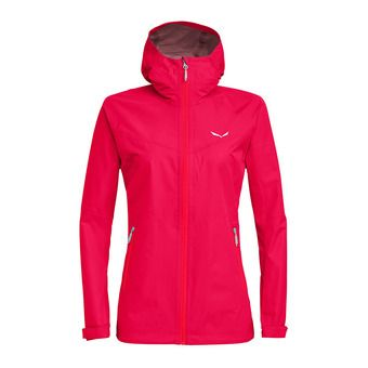 Salewa AQUA 3 - Jacket - Women's -rose red