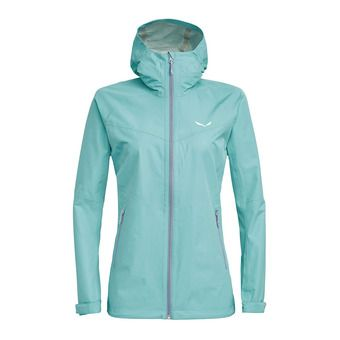 Salewa AQUA 3 POWERTEX - Jacket - Women's -canal blue