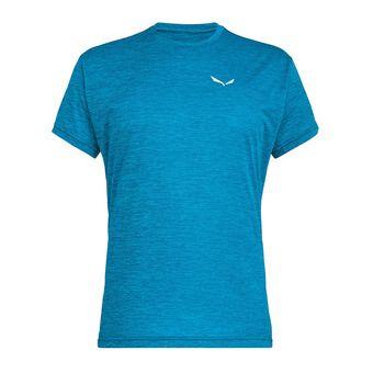Salewa PUEZ - T-Shirt - Men's - blue danube melange