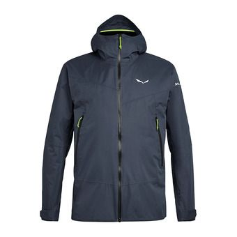 Salewa CLASTIC 2 POWERTEX 2L - Jacket - Men's - ombre blue