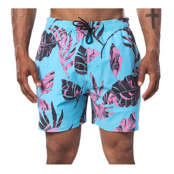 TROPICAL VIBES 16'' VOLLEY Homme WASHED TEAL