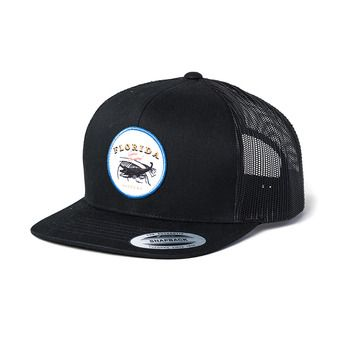DESTINATION SURF TRUCKER CAP Homme BLACK