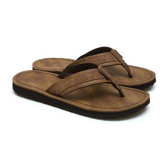 WEDGE Homme TAN