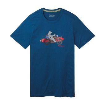 MMerinoSport150MotorBear T ALPINE BLUE Homme ALPINE BLUE