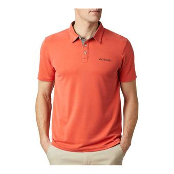 Nelson Point Polo Homme Wildfire