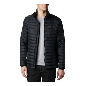 Powder Pass Jacket Homme Black