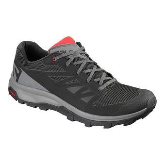 Shoes OUTline Bk/Quiet Shad/High Risk Homme Bk/Quiet Shad/High Risk
